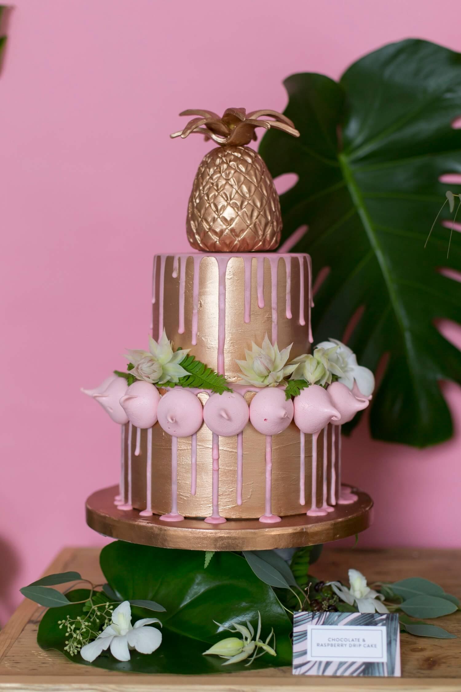Modern Wedding Cake Trends for 2018