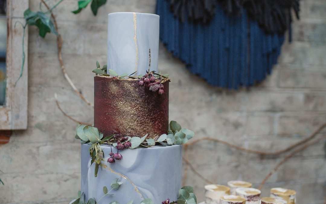 Wedding Cake Inspiration- The Fruit of Love