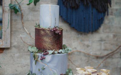 Wedding Cake Inspiration- The Fruit of Love