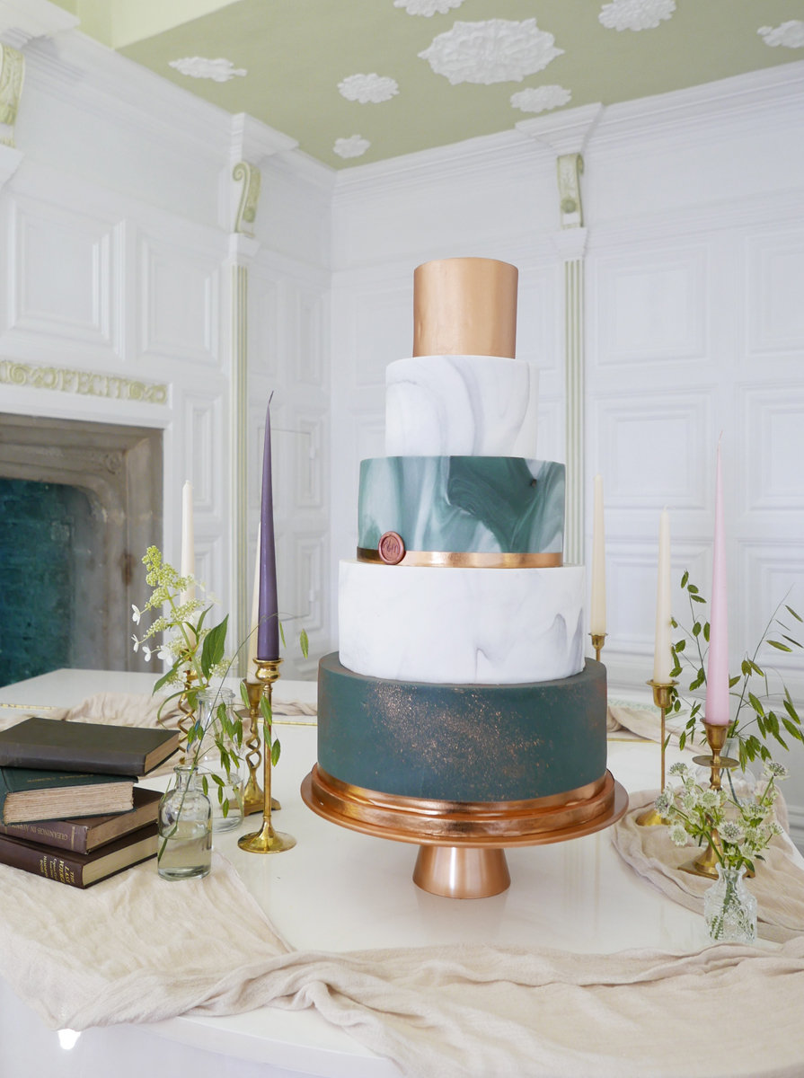 Wedding Cakes London ⋆ Malarkey Cakes